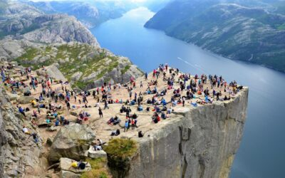 Kjerag and Preikestolen are now certified as Norwegian Scenic Hikes